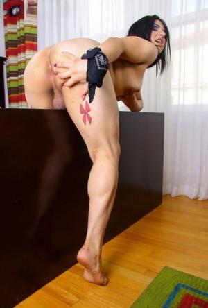 Tranny Legs Porn